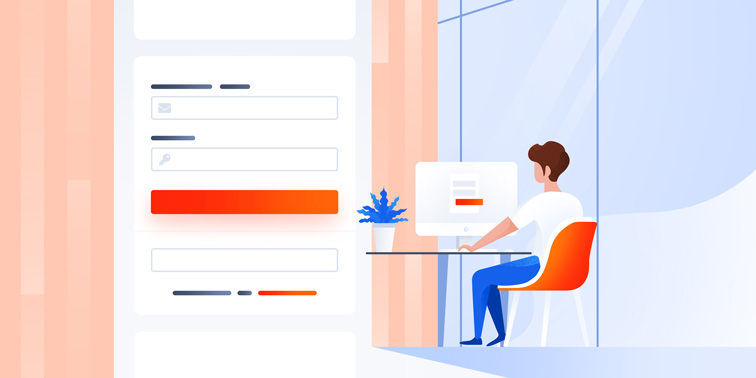 How to design an effective login page and what mistakes to avoid